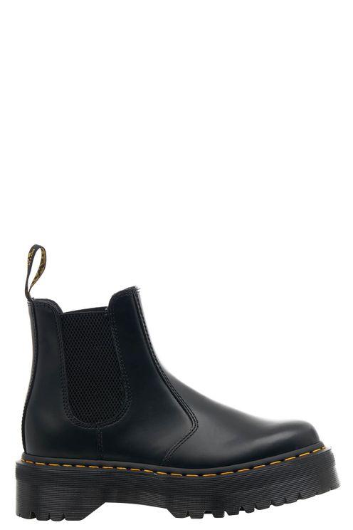 Boots Quad Black