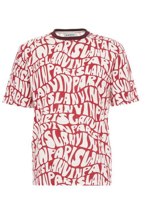 T-shirt Branding Red