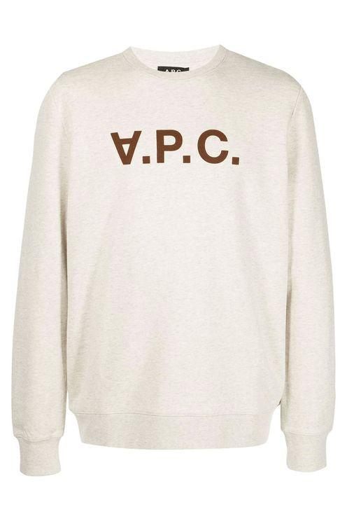 Sweat A.P.C. Beige VPC