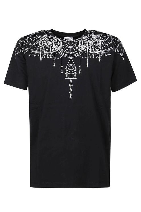 Astral Wings Regular T-shirt Black
