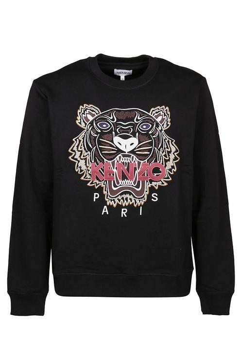 Tiger Original Sweatshirt Black
