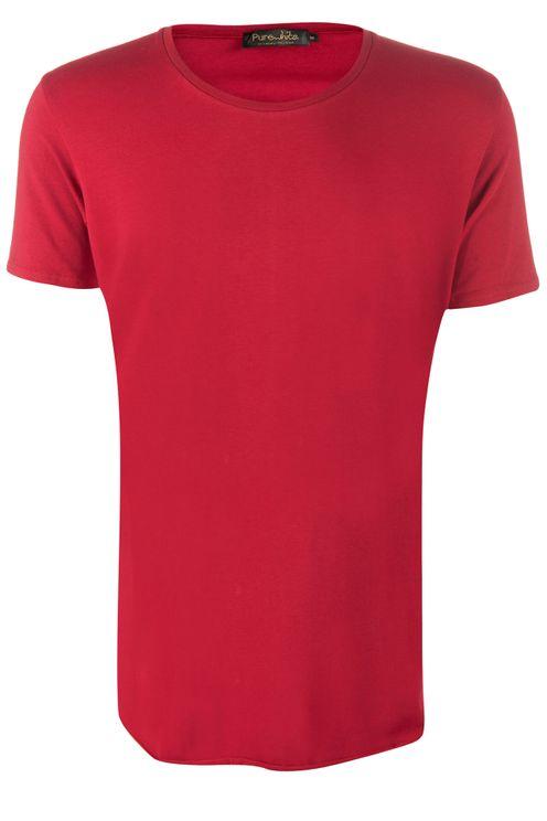 Rood long shirt